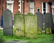campus graveyard